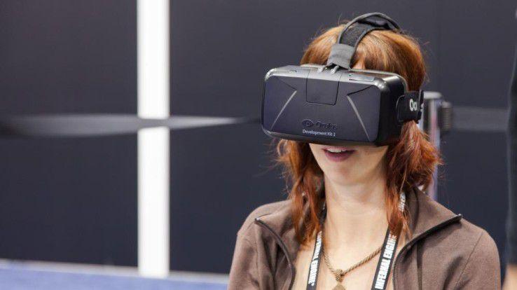 Kosteten vor einigen Jahren VR-Brillen noch bis zu 50.000 Euro, gibt es heute bereits Exemplare für rund 300 Euro.