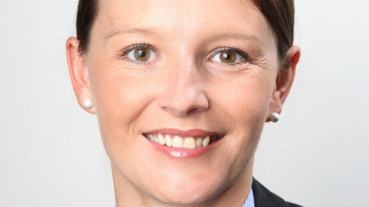 """Sarah Böning, MHP: """"Wir interessieren uns auch für Personen, für die wir gerade keine offene Position haben."""""""