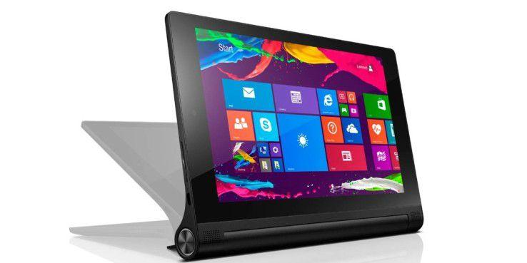 Der Testsieger: Lenovo Yoga Tablet 2 8 ist das beste Tablet unter 250 Euro