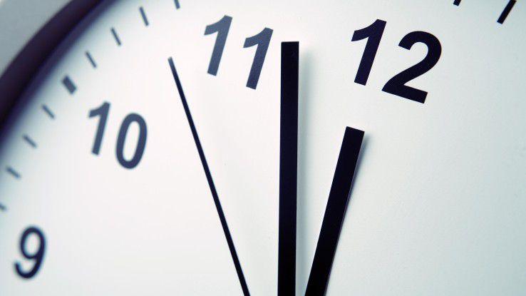 Wochenarbeitszeit: Nach der im Gesetz verankerten Arbeitszeit von acht Stunden pro Tag und aus dem Grundsatz der Sechs-Tage-Woche liegt dem Arbeitszeitgesetz eine 48-Stunden-Woche zugrunde.