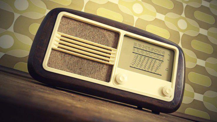 Das Radio: Vorhergesagt wurde sein Tod schon oft - behauptet hat es sich bis heute.