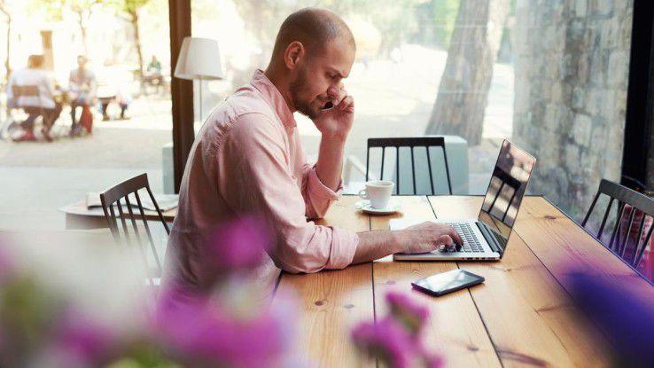 IT-Freiberufler-Studie 2016: Die Studie basiert auf einer Online-Befragung, in deren Rahmen im Zeitraum von 15. Dezember 2015 bis 1. Februar 2016 insgesamt 858 qualifizierte Interviews durchgeführt wurden