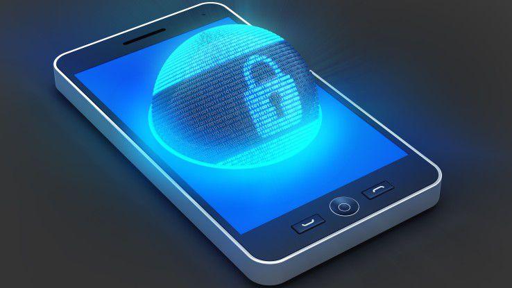 Die Verschlüsselungspraxis des iPhone steht im Mittelpunkt des Streits.