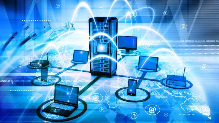 Die Lösung von 128 Technology soll einen einfachen und sicheren Datentransport über das Internet ermöglichen.