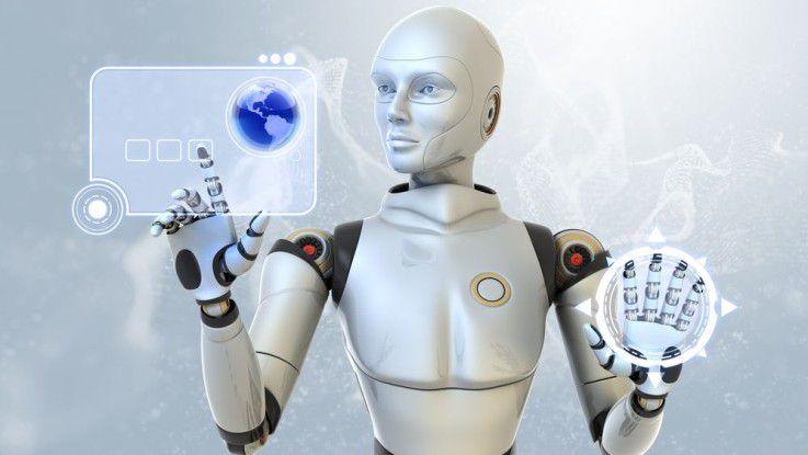 Ob Roboter rechtsgültige Verträge abschließen können, ist noch ungeklärt.