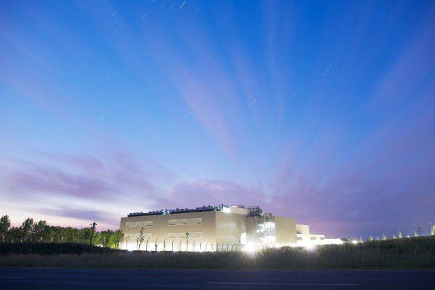 Mit Biere 2 baut die Telekom bis 2018 in Magdeburg ein Data-Center, das anderthalbmal größer als das heutige Rechenzentrum ist.