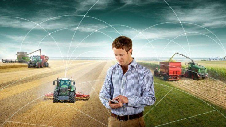 Präzisionslandwirtschaft: Die Digitalisierung hat auch die Landwirtschaft erfasst.