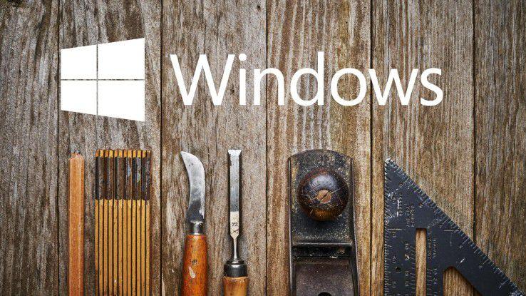 Mit diesen Programmen haben Sie Windows voll im Griff.