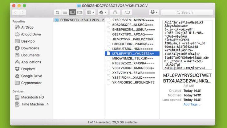 Cryptomator bietet sich als deutsche Open-Source-Alternative zu bekannter Verschlüsselungssoftware an.