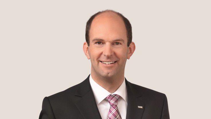 """Holger Müller, bei Axians für die Geschäftseinheit IT Management und Betrieb verantwortlich, betont: """"Wir bringen die Kunden in die Hybrid Cloud."""""""
