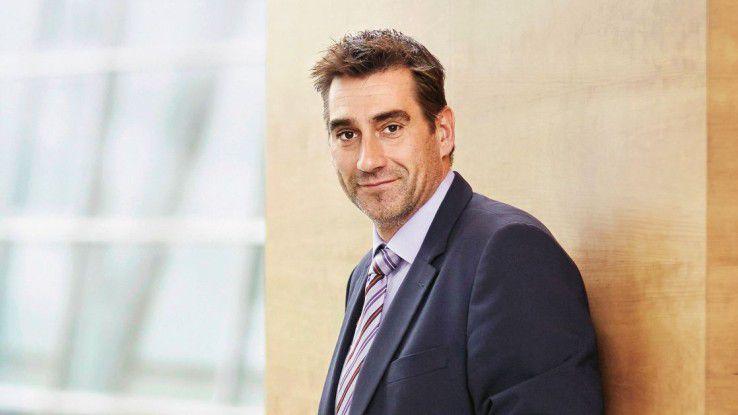 """Stephan Gerhager, CISO der Allianz: """"Ich will nicht der Polizist sein, der auf die Einhaltung von Regeln pocht und Knöllchen verteilt."""""""
