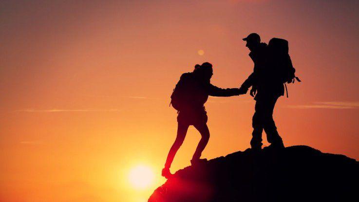 Gute Führung erfordert Vertrauen, Disziplin und einen klaren Auftrag.
