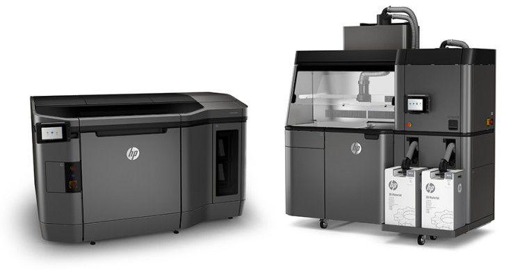 Die 3D-Drucker Jet Fusion 3200 und Jet Fusion 4200 nutzen Materialien von deutschen Chemiekonzernen wie Evonik, BASF und Henkel.