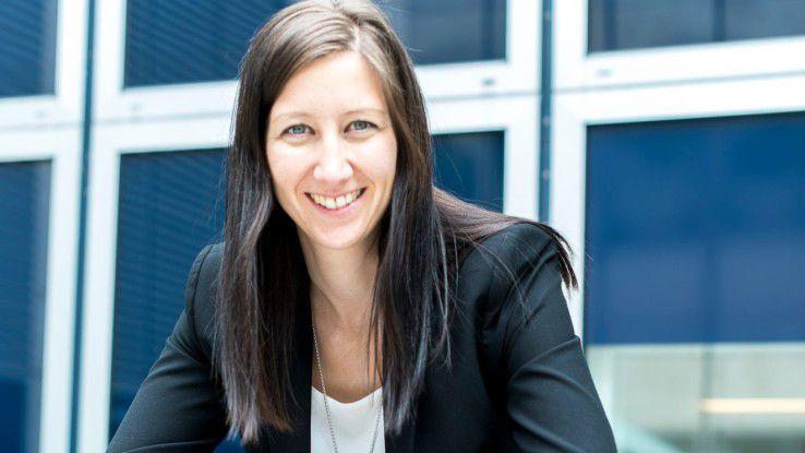 Michaela Hochreuther von Datev sagt, sie sei immer ihren Interessen und Neigungen gefolgt - und das hat sich bewährt.