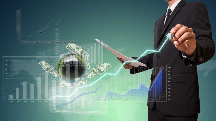 Der Kapital-Zu- und -Abfluss eines Unternehmens sollte jederzeit griffbereit sein.