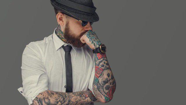 Think before you ink: Karrierekiller Tattoo?
