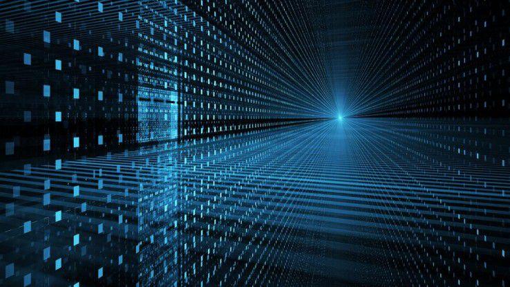 Die digitale Transformation ist in vollem Gange.