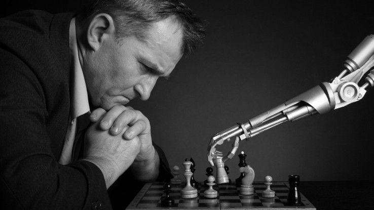 Die Technik des Schach spielenden Ur-Roboters von 1769 hat sich seither nur wenig verändert.