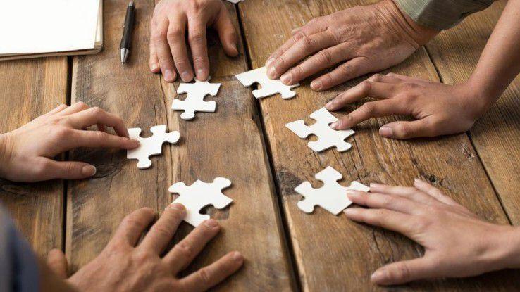 Collaboration ist kein Kinderspiel. Mit der richtigen Technik gelingt sie trotzdem.