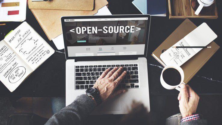 Mehr als die Hälfte aller Unternehmen setzt Open-Source-Software ein, ohne die Lizenzbedingungen zu prüfen.
