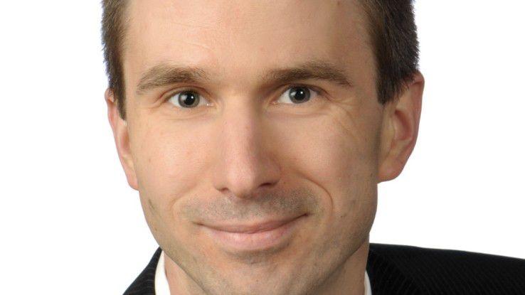 Frederik Ahlemann, Professor am Lehrstuhl für Wirtschaftsinformatik und Strategisches IT-Management an der Universität Duisburg-Essen