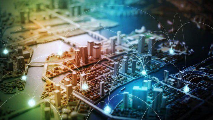 Mit Anwendungen wie AR, VR und IoT erhöhren steigen die Anforderungen an die Netzwerke.
