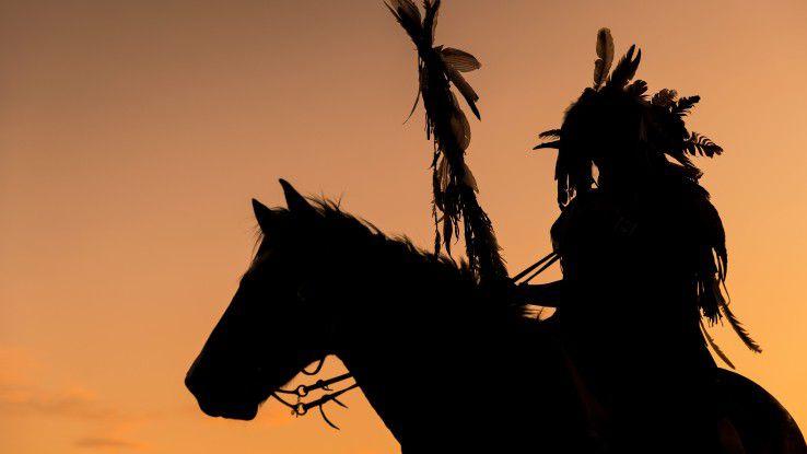 Der Name Apache Software Foundation wurde aus Respekt vor dem nordamerikanischen Indianerstamm der Apachen gewählt.