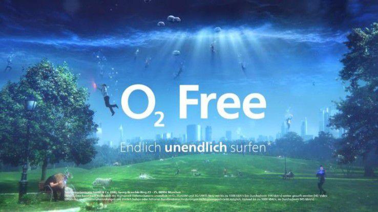 Mit o2 Free lassen sich noch überraschend viele Dienste nutzen.