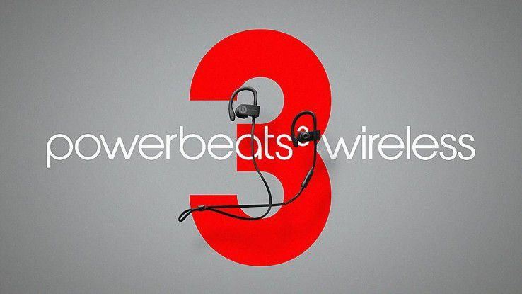 Apple-AirPods-Alternative: Powerbeats3 Wireless Beats by Dr. Dre