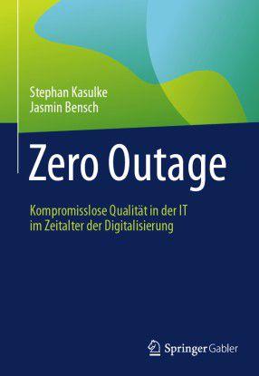"""Wie das Zero-Outage-Prinzip gelebt wird und die Null-Fehler-Kultur intern greift, zeigt ein Buch von T-Systems, das auch konkrete Praxiseinblicke gewährt. """"Zero Outage – Kompromisslose Qualität in der IT im Zeitalter der Digitalisierung"""" ist im Springer-Gabler-Verlag erschienen."""