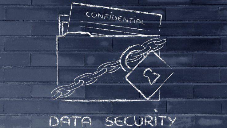 Der Datenschutzbeauftragte kümmert sich im Prozess um die Datensicherheit.