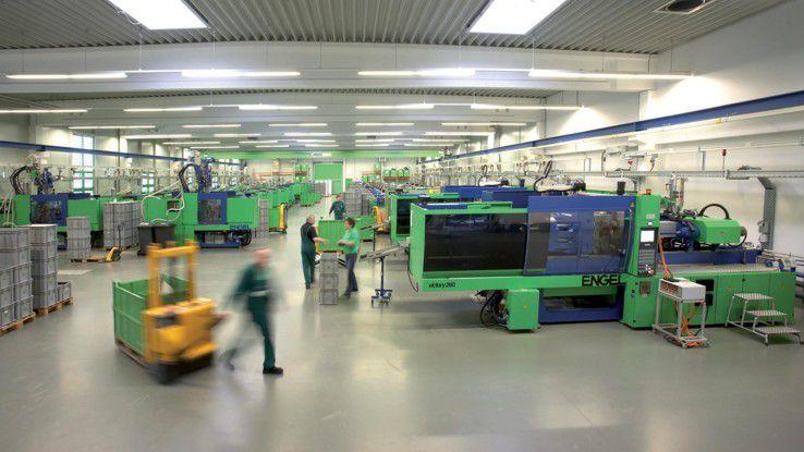 Überzeugt von Industrie 4.0 denkt man bei Spelsberg bereits über weitere Szenarien nach.