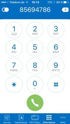 Smartphone Als Wlan Telefon An Der Fritz Box Basisstation Nutzen
