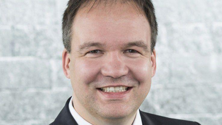 Thomas Zimmerer ist CIO des Werkzeugherstellers Hofmann Group in München.