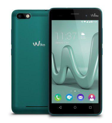 Das Wiko Lenny 3 besitzt ein 5 Zoll großes Display mit HD-Auflösung und einer Bildschärfe von 294 Pixel pro Zoll.