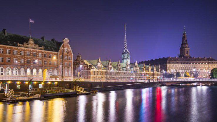 Auf dem Weg zur Smart City setzt Kopenhagen auf eine digitalen Marktplatz.