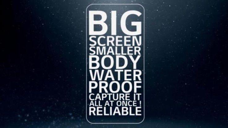 LG hat genaue Vorstellungen von einem idealen Smartphone.