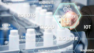 Big Data, Automation und Internet of Things (IoT) : Operational Excellence in der Fertigung - Foto: MOLPIX/shutterstock.com