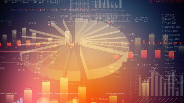 Der BARC BI Survey 17 zeigt aktuelle Trends im BI-Umfeld auf und bewertet über 40 Softwareprodukte.