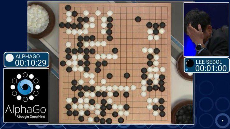 AlphaGo von Google.