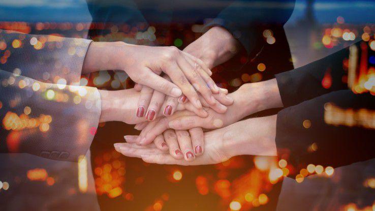Collaboration-Tools wie Slack oder HipChat können die Zusammenarbeit in Unternehmen effizienter machen.