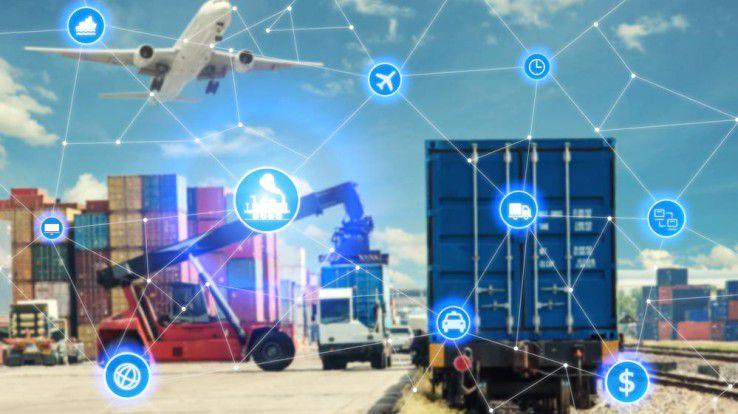 Maschinen, LKWs, etc. erzeugen eine wahre Datenflut.