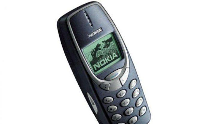 HMD Global plant Neuauflage des Kult-Handys Nokia 3310