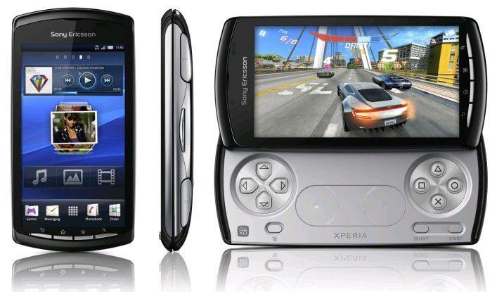 Das Zockerhandy Sony Ericsson Xperia Play war weder Fisch noch Fleisch.