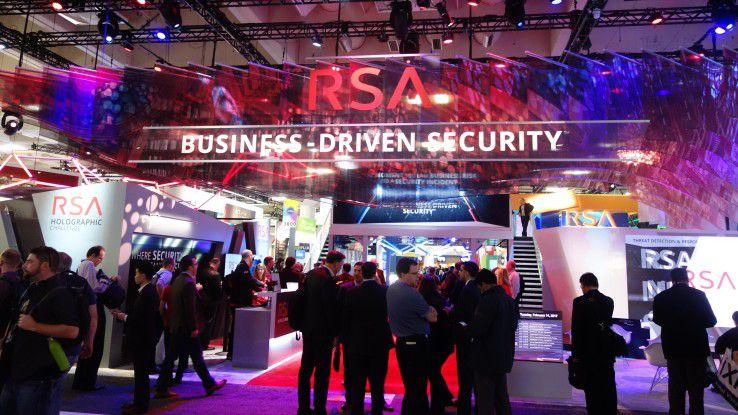 Die RSA Conference 2017 in San Francisco: Ein Mekka der IT-Sicherheit.