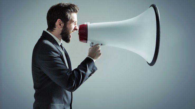 Auf die Art der Kommunikation kommt es an, wie eine Nachricht beim Empfänger ankommt.