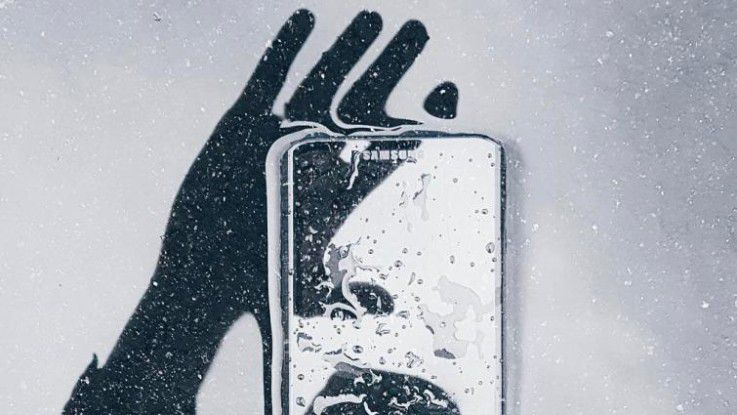 Samsung teasert das Galaxy S8