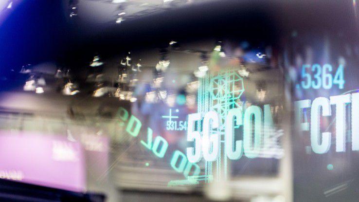 Ein vollautonomes Fahrzeug generiert am Tag rund 4000 GB Daten.
