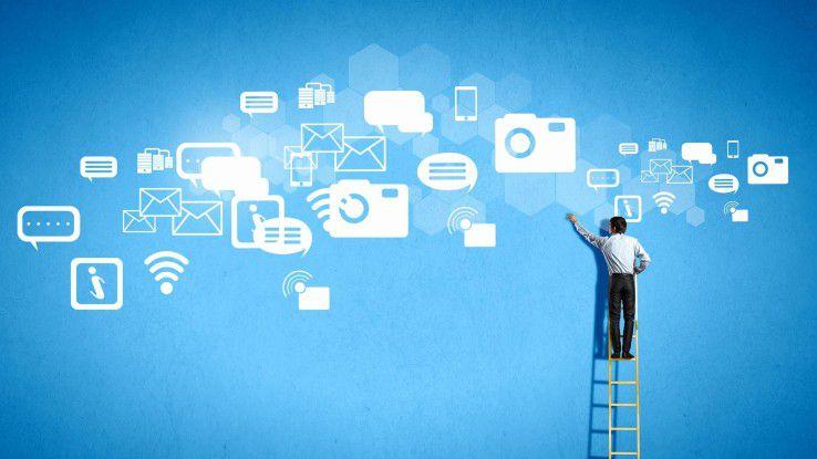 Eine Mehrheit der europäischen IT-Chefs plant den Einsatz von hybriden Cloud-Umgebungen.