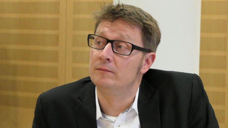 Tools und Algorithmen müssen auch mit Schmodder umgehen können, fordert Lars Schwabe, Associate Director bei Lufthansa Industry Solutions.